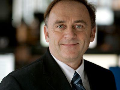 François Millet Lyxor Asset Management